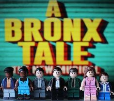 A Bronx Tale - Broadway Bricks A Bronx Tale Broadway, Bricks, In The Heights, Musicals, Lego, Feelings, Theater, Movie Posters, Brick