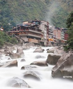 Aguas Calientes, Urubamba, Peru | Base of Machu Picchu | by eTips Travel Apps
