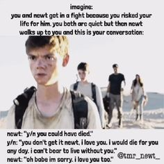 ❤❤ | Newt | The Maze Runner