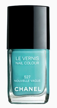 Chanel Le Vernis 527 Nouvelle Vague Nail Polish Limited Edition Brand New Boxed