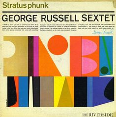 George Russell Sextet - 1960 - Stratusphunk (Riverside)