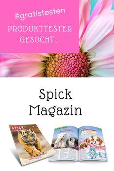 Der SPICK steht als Schweizer Schülermagazin für starke Reportagen aus aller Welt. Seit über 30 Jahren ist der SPICK das älteste und zugleich erfolgreichste Kinder- und Jugendmagazin der Schweiz. Der SPICK liefert schlauen, witzigen, charmanten und frechen Inhalt.  Bestell jetzt dein kostenloses Exemplar: