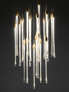 Allure is a suspension lamp, completely handmade in Murano, realized with typical and traditional Muranese techniques, with transparent glass structure… more