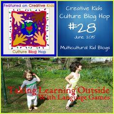 Crazy Little Family Adventure : Creative Kids Culture Blog Hop #28