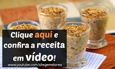 56 Doces para festa junina Food And Drink, Breakfast, Html, Youtube, Pastries, Cooking Tips, Party Candy, Yummy Recipes, Tailgate Desserts