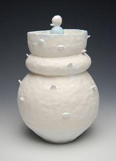 Emily Schroeder Willis: White Jar