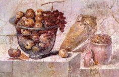 Ciekawostka Lukullusa!  Ulubioną zabawą rzymskich kucharzy było takie przygotowanie potraw, by wyglądały na coś zupełnie innego. Podczas uczty okazywało się np., że pieczone prosięta zrobione zostały z ciasta.