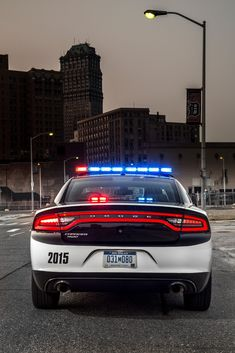 'Here come the police' - Dodge Charger Pursuit Launched, Pulling You Over Soon. Click for more.
