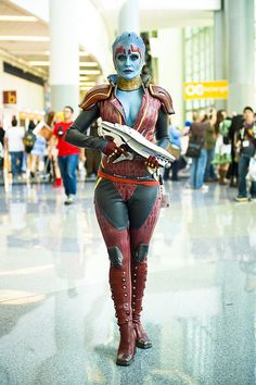 Wondercon 2013 – Samara // Mass Effect