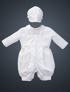 Perfect for a little boy Christening Outfit! #Lito #Chirstening #CrankyBride