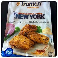 """""""Cocina con Cookeo"""": Nuggets de pollo crujientes estilo New York"""