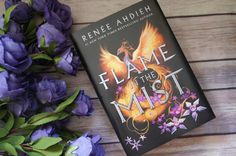 "Up on the blog today is a review of one of my most anticipated books of 2017: Flame in the Mist! Ok one thing to get off my chest: I think calling it a ""Mulan retelling"" does a huge disservice to the amazing feudal Japan environment that Ahdieh created for us. The only ""Mulan""-like things about the book are that 1) It's set in Asia 2) Mariko disguises herself as a boy. Please don't go into it expecting a Disney movie because I think that might take away from how truly beautiful the story is…"