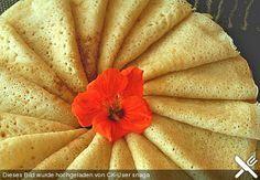 Injera, ein raffiniertes Rezept aus der Kategorie Brot und Brötchen. Bewertungen: 18. Durchschnitt: Ø 3,7.