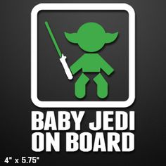I will make this, I will be the geekiest mom I know, but this will grace the back window of my new truck