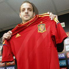 Roberto Soldado , called up Spanish National Team 2012