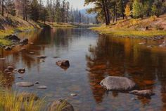 Sold works and paintings - Colorado Landscapes | Jay Moore Artist | Jay Moore…