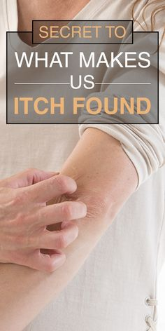 What makes us itch? Scientists, one of them an Indian, now know the secret.
