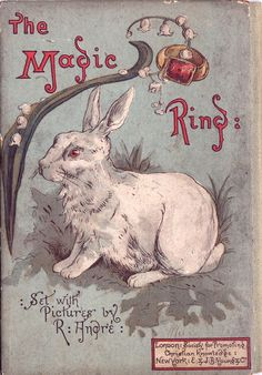 The magic ring - Cover 2
