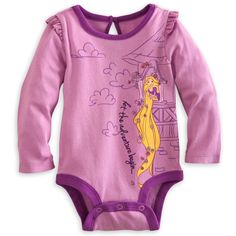 Introducing ~ The New Rapunzel Baby Collection
