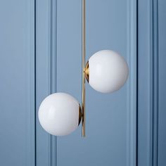 Sphere + Stem Pendant | west elm