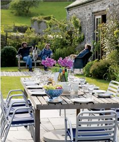 The good life in Devon