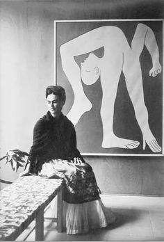 Frida y picasso