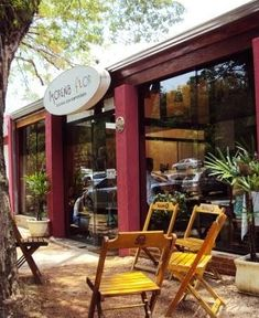 1000 images about fachadas restaurantes on pinterest for Fachadas bares rusticos