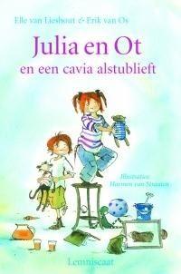 Julia en Ot en een cavia alstublieft