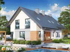 Dom w jabłonkach 15 Exterior, Outdoor Decor, Modern, House, Home Decor, Trendy Tree, Decoration Home, Home, Room Decor