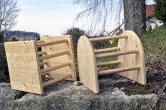 Spielgeräte nach Pikler und Hengstenberg Bauanleitung zum...