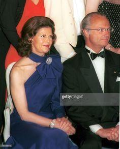 Königin Silvia von Schweden, Ehemann König Carl Gustaf von Schweden, '90. Geburtstag von G r a f L e n n a r t B e r n a d o t t e', , Insel, Adel, Adelige, Königsfamilie,