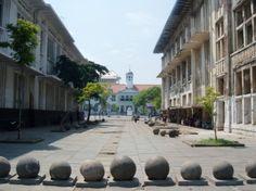 Kota Tua Batavia, kota tua indah dengan sejuta cerita sejarah » kota tua jakarta