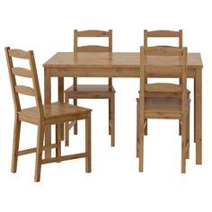 JOKKMOKK Bord och 4 stolar - IKEA