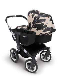 0364db0c448 Fancy baby bouncer  120. See more. Bugaboo Donkey ontworpen door Andy  Warhol