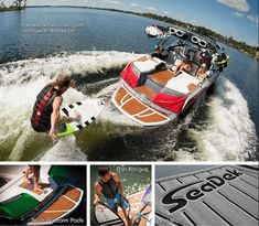 SC Wake is a SeaDek certified installer available to the Lake Michigan area. SeaDek is a non skid marine product that can be customized for the swim platform pads on your boat or recreational […] Boat Kits, Garden Tub, Lake Michigan, Business Logo, Cincinnati, I Movie, Platforms, Indiana, Swimming
