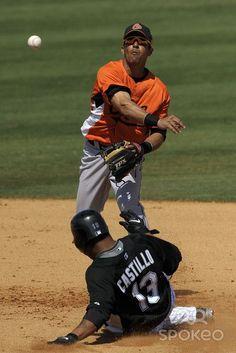 Eider Torres Baltimore Orioles, Baseball, Image