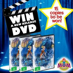 The Snow Queen is Back on DVD – Grab Your Copy Here! http://mumcentral.com.au/the-snow-queen-is-back-on-dvd-grab-your-copy-here/
