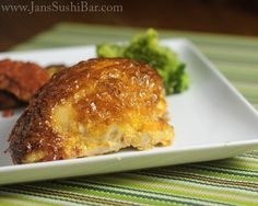World's Moistest Chicken.  Mayonnaise is the key to keeping these chicken breasts moist, tender and flavorful.