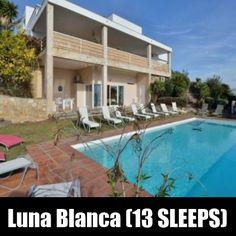 Luna Blanca (13 SLEEPS) Ibiza - Ibiza
