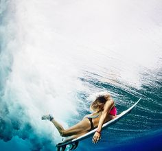 Under the sea with Alana Blanchard