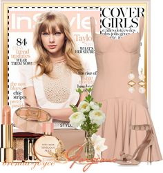 """~~~ Favorite April Magazine Cover 2013~~~"" by brenda-joyce ❤ liked on Polyvore"