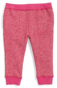 Peek 'Luxury' Sweatpants (Baby Girls) available at #Nordstrom