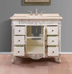 Bathroom Vanities Chicago Classic High Gloss Dark Stone Sinks - Bathroom vanities chicago
