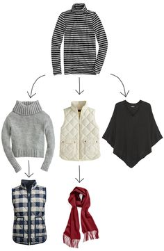 Southern Curls & Pearls: How to Layer in the Fall