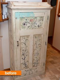 Before & After: This Armoire Gets a Major Makeunder | Apartment Therapy