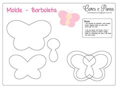 Cores e panos: Moldes Quiet Book Templates, Felt Templates, Quiet Book Patterns, Felt Kids, Felt Baby, Felt Crafts Patterns, Bow Template, Felt Quiet Books, Church Crafts