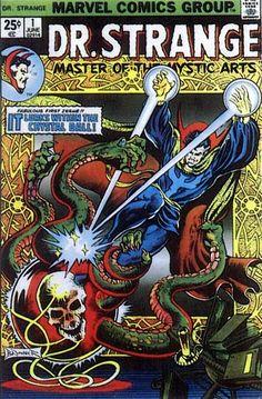 Doctor Strange Vol. 2 # 1 by Frank Brunner