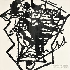 Peter Nagy (American, b. 1959) Static Fades | Sale Number 2878B, Lot Number 394 | Skinner Auctioneers