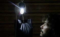 I want this.  It's a gravity light.  No fuel or batteries required.  The pull of gravity turns on the light.  Very Cool!