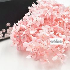Preserved Fresh Flower Pink Fresh Dried by sunnyfashionstore